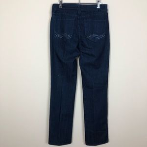 NYDJ Jeans - Marilyn Dark Wash Not Your Daughter's Jeans